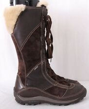 Merrell J20258 Prevoz Waterproof Insulated sherpa Winter Snow Boots Womens US 6