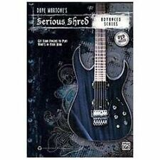 Dave Martones Serious Shred -- Advanced Scales (Book & DVD) by Martone, Dave