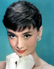 AUDREY HEPBURN 8X10 GLOSSY PHOTO PICTURE IMAGE #39