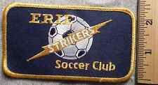 ERIE STRIKERS SOCCER CLUB PATCH (SOCCER, GAME, BALL)