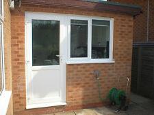 WHITE UPVC BACK DOORS  £259