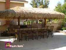 "30""x60' Premium Grade Thatch Roll 4 Tiki Bar Thatching"