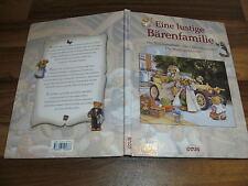 3x Carol Lawson -- 3 Abenteuer einer: LUSTIGEN BÄRENFAMILIE / Bilderbuch 2002