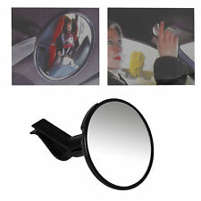 Universal Adjustable Rear View Safety Mirror Car Sun Visor Mounted Children Baby