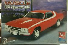 AMT  RC2 1/25 scale 1974 Plymouth GTX model kit