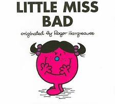 Mr. Men and Little Miss: Little Miss Bad by Roger Hargreaves (2010, Paperback)