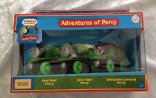 Thomas Wooden Railway Adventures of Percy - Learning Curve LC99123