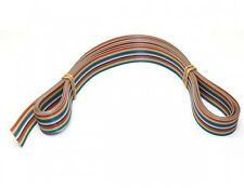 VELLEMAN FC16C-3/SP FLAT CABLE MULTI-COLOR LENGTH : 3 M FOR K8200 - 3D PRINTER