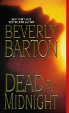 Dead By Midnight Barton, Beverly Paperback
