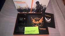 The Division Collector's Edition Agent Watch + Extras NO GAME OR SEASON PASS