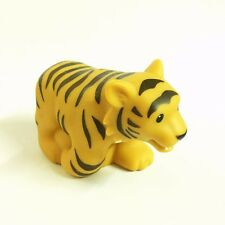Fisher-Price Little People Zoo Talkers Tiger figure Toy  (no sound)