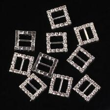 10pcs Charming Rhinestone Button Sewing Craft New Style Sewing Tool Supplies