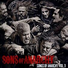 VARIOUS ARTISTS-SONGS OF ANARCHY VOL. 3  CD NEW