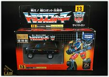 Transformers Takara Encore 13 G1 Trailbreaker MIB COMPLETE UNUSED