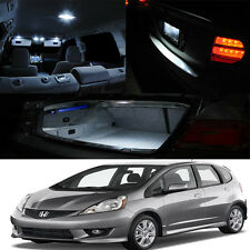 09-13 Honda Fit Jazz Xenon LED Bulb Full Package QTY= 6 (Map Trunk Dome Plate)