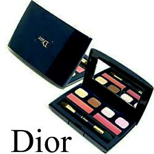 100% AUTHENTIC Exclusive DIOR Addict LOGO Multi-Makeup&Mirror LIP & EYE PALETTE