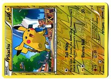 POKEMON XY6 (ROARING SKIES) REV HOLO N°  20/108 PIKACHU