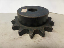"""Rexnord Sprocket 60B14 Chain Size 60 14 Teeth 3/4"""" Bore New"""
