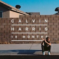 CALVIN HARRIS-18 Months(2012)-I Need Your Love, Feel So Close-New And Sealed