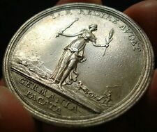 1763 Silver Peace Medal French Indian War (Seven Year's War)