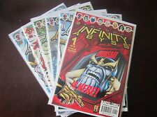 Infinity Abyss (2002) #1-6 Set - 9.0 - 2002