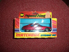 Vintage Matchbox Super Kings K-33 car