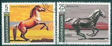 [JSC] Bulgaria Horse Stamps Collection