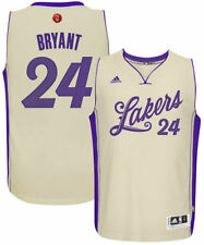 Kobe Bryant #24 Los Angeles Lakers CHRISTMAS DAY Swingman adidas Jersey-SMALL