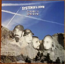SYSTEM OF A DOWN TOXICITY SESSIONS, EU IMPORT VINYL LP - NEW