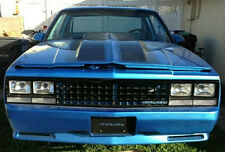 1978-81 CHEVY MALIBU COUPE OR SEDAN FRT AND REAR TUCK BUMPERS AND TRUNK SPOILER