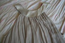 bnwnt vtg 60s style mini summer dress mod space age go-go psych pop uk8-10