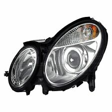 Headlight fits: Mercedes E (W211) Left '02-  Halogen H7 | HELLA 1LL 008 369-171