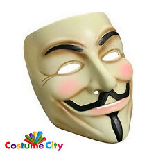 Gli adulti OFFICIAL LICENSED V per Vendetta Guy Fawkes Costume Accessorio
