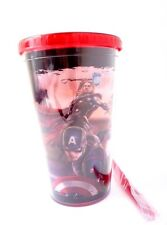 Marvel Avengers 2 Age of Ultron 18 oz. Acrylic Travel Cup NWT