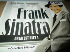 Frank Sinatra GREATEST HITS 1 Collectors Edition AUDIOPHILE CD Philippines new