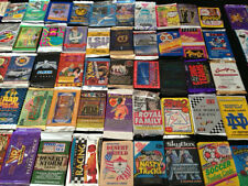 150 ASSORTED VINTAGE NON-SPORT/SPORT TRADING CARDS/STICKERS LOT PACKS + BONUS!!!