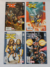 Marvel Ultimate X-Men Comic Book Collection #45,#49,#68,#75 Rogue Covers