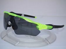 CUSTOM OAKLEY RADAR EV PATH SUNGLASSES Matte Uranium / Grey NO ICONS