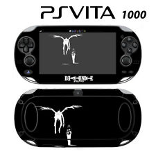 Vinyl Decal Skin Sticker for Sony PS Vita PSV 1000 Death Note 1