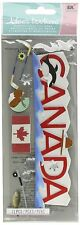 CANADA  Jolee's Boutique 3D SCRAPBOOKING  TITLE WAVE STICKERS 50-60404