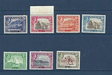 ADEN 21- 26 - MH - 1939-1945 ISSUES