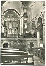 SESTO AL REGHENA - INTERNO DELLA CHIESA ABAZIALE (PORDENONE) 1954