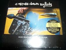 A Broke Down Melody Soundtrack CD Eddie Vedder Jack Johnson & More