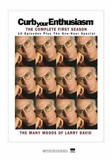 NEW - Curb Your Enthusiasm: The Complete Series 1 [DVD] 7321900252850