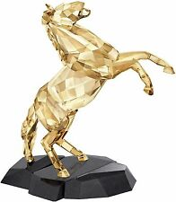 STALLION GOLDEN SHINE CRYSTAL SOULMATE HORSE 2016 SWAROVSKI #5136836