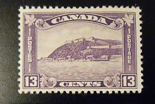 Canada stamp #201 mint OG HR VF