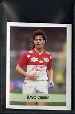 (Gq426-407) Sun, Soccer Sticker 90-91, #200 David Currie, Barnsley 1990 EX