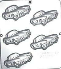 Small Corvette Chocolate Candy Mold  1286 NEW