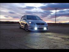 Angel Eye Fog Lamps Halo Driving Lights Kit for 2003 2004 Toyota Matrix