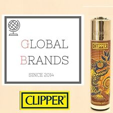 1 CLIPPER SMOKING LIGHTERS FULL ORIGINAL SIZE NEW CIGARETTE TOBACCIAN REFILLABLE